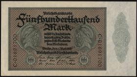 R.087d 500.000 Mark 1923 Reichsdruck (1)