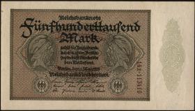 R.087g 500.000 Mark 1923 Z Firmendruck (1)