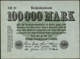 R.090a: 100.000 Mark 1923 (1)