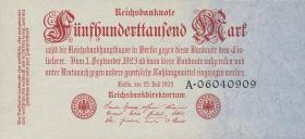 R.091a: 500.000 Mark 1923 Reichsdruck (1)