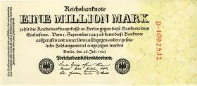 R.092a 1 Million Mark 1923 Reichsdruck (1)