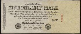 R.092b 1 Million Mark 1923 (3)