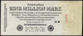 R.092c: 1 Million Mark 1923 (1)