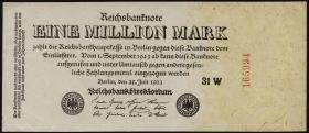 R.092c: 1 Million Mark 1923 (3)