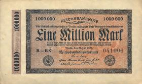 R.093 1 Million Mark 1923 Kölner Provisorium (1/1-)