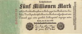R.094: 5 Millionen Mark 1923 (1/1-)