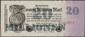 R.096a: 20 Mio. Mark 1923 (1)