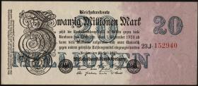 R.096c: 20 Mio. Mark 1923 (1)