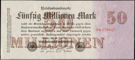 R.097b: 50 Mio. Mark 1923 (1-)