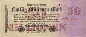 R.097c: 50 Mio. Mark 1923 T (2)