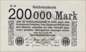 R.099a: 200.000 Mark 1923 (1)