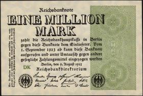 R.101b: 1 Mio. Mark 1923 (1)