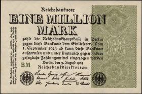 R.101c: 1 Mio. Mark 1923 (1)