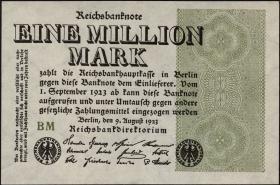 R.101d: 1 Mio. Mark 1923 (1)
