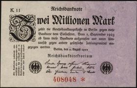 R.102b: 2 Mio. Mark 1923 (1)