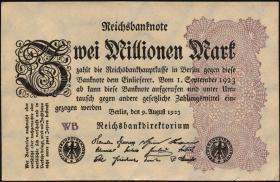 R.103a: 2 Mio. Mark 1923 (1)