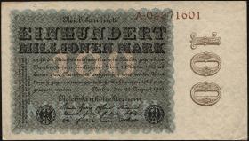 R.106b 100 Mio. Mark 1923 Reichsdruck (2)