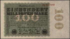 R.106c 100 Mio. Mark 1923 Firmendruck (1)