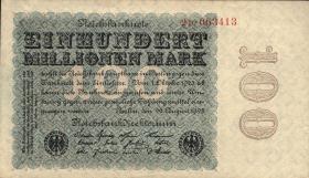 R.106f 100 Mio. Mark 1923 D Firmendruck (1)