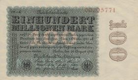 R.106m 100 Millionen Mark 1923 (1)