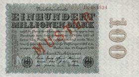 R.106m 100 Mio. Mark 1923 Muster (1)