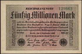 R.108j: 50 Mio. Mark 1923 (1)