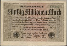 R.108l: 50 Mio. Mark 1923 (1)