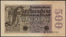 R.109a: 500 Mio. Mark 1923 Reichsdruck (1)
