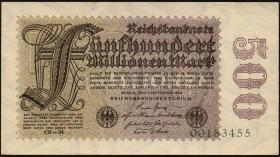 R.109e: 500 Mio. Mark 1923 (1)