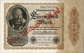 R.110b: 1 Milliarde Mark 1922 (1)