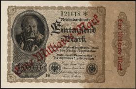 R.110c: 1 Milliarde Mark 1922 (1)