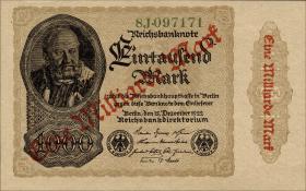 R.110f: 1 Milliarde Mark 1922 (1)