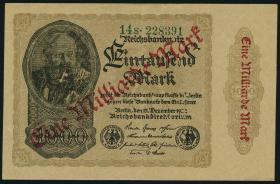 R.110Fa: 1 Milliarde Mark 1923 Fehldruck (2)