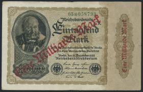 R.110Fc: 1 Milliarde Mark 1923 Fehldruck (3)
