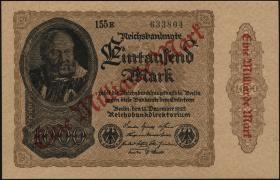 R.110g: 1 Milliarde Mark 1922 (1)