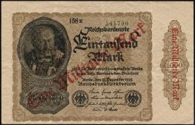 R.110g: 1 Milliarde Mark 1922 (3)
