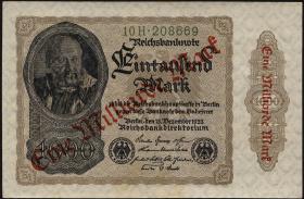R.110h: 1 Milliarde Mark 1922 (1)