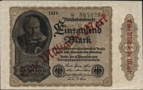 R.110i: 1 Milliarde Mark 1922 (1)