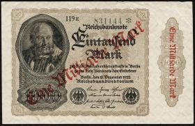 R.110i: 1 Milliarde Mark 1922 (2)
