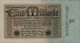 R.111b: 1 Milliarde Mark 1923 (1)