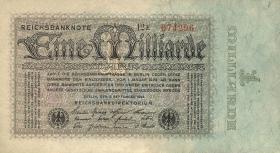 R.111c: 1 Milliarde Mark 1923 (1)