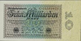 R.113a: 10 Milliarden Mark 1923 Reichsdruck (1)