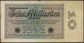 R.113a: 10 Milliarden Mark 1923 Reichsdruck (3)
