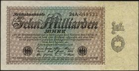 R.113c: 10 Milliarden Mark 1923 (1-)