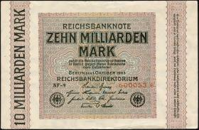 R.114a: 10 Milliarden Mark 1923 (2)
