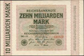 R.114c: 10 Milliarden Mark 1923 (2)