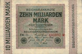 R.114d: 10 Milliarden Mark 1923 (1/1-)