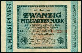 R.115dF 20 Mrd. Mark 1923 Fehldruck (3)