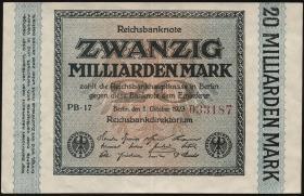 R.115e: 20 Milliarden Mark 1923 (2)