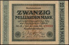 R.115h: 20 Milliarden Mark 1923 (2)
